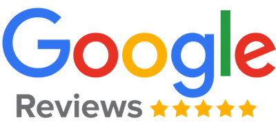 Google reviews banner